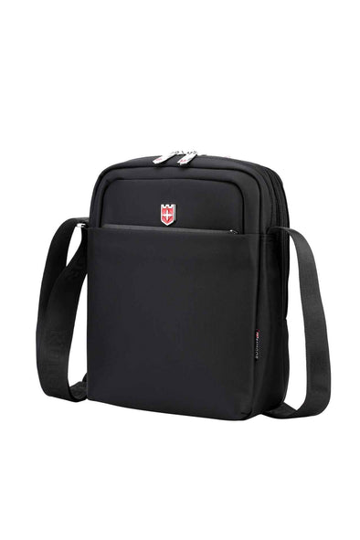RUIGOR ICON 29 SHOULDER BAG BLACK
