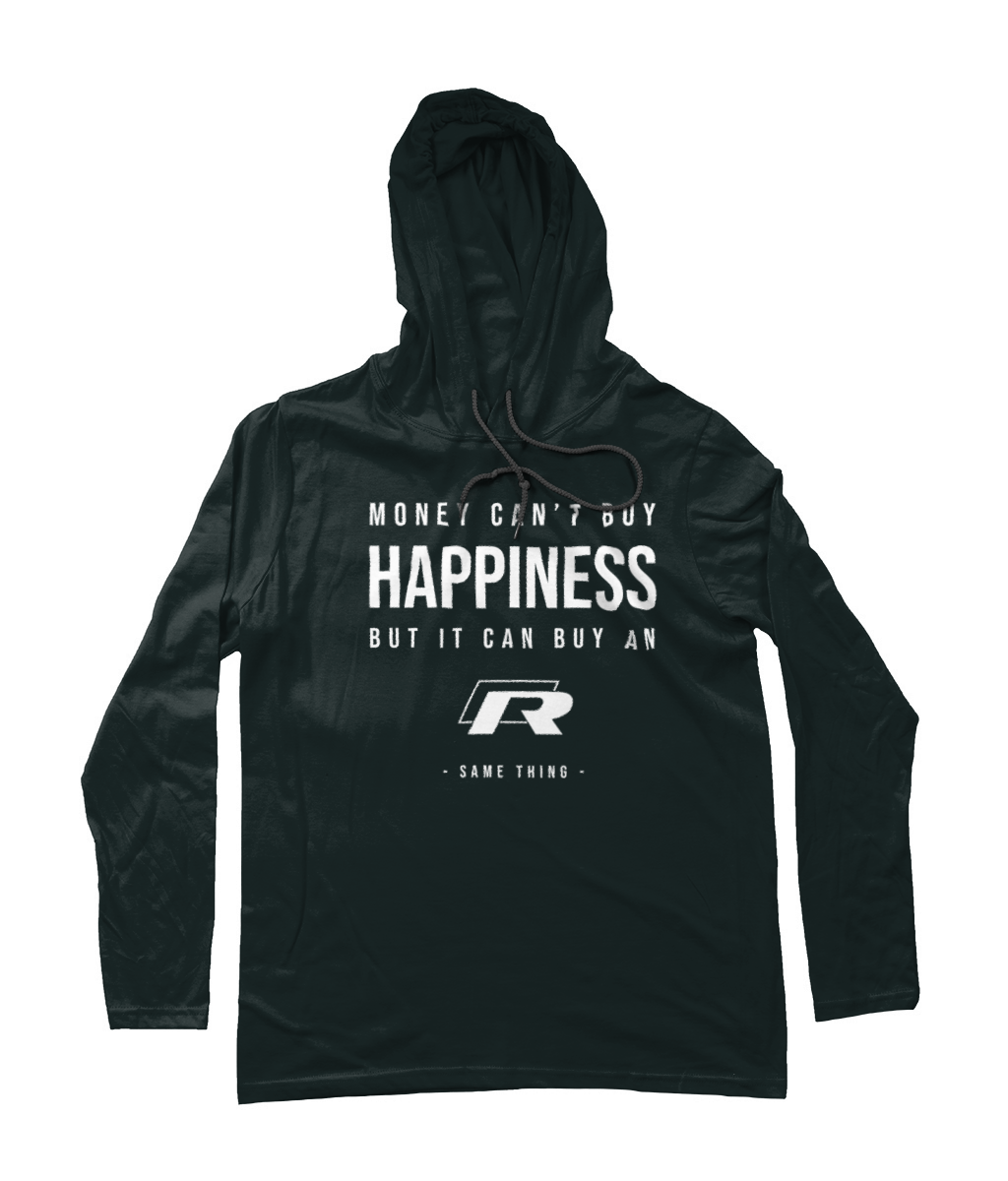 Happiness Hooded T-Shirt - Golf R