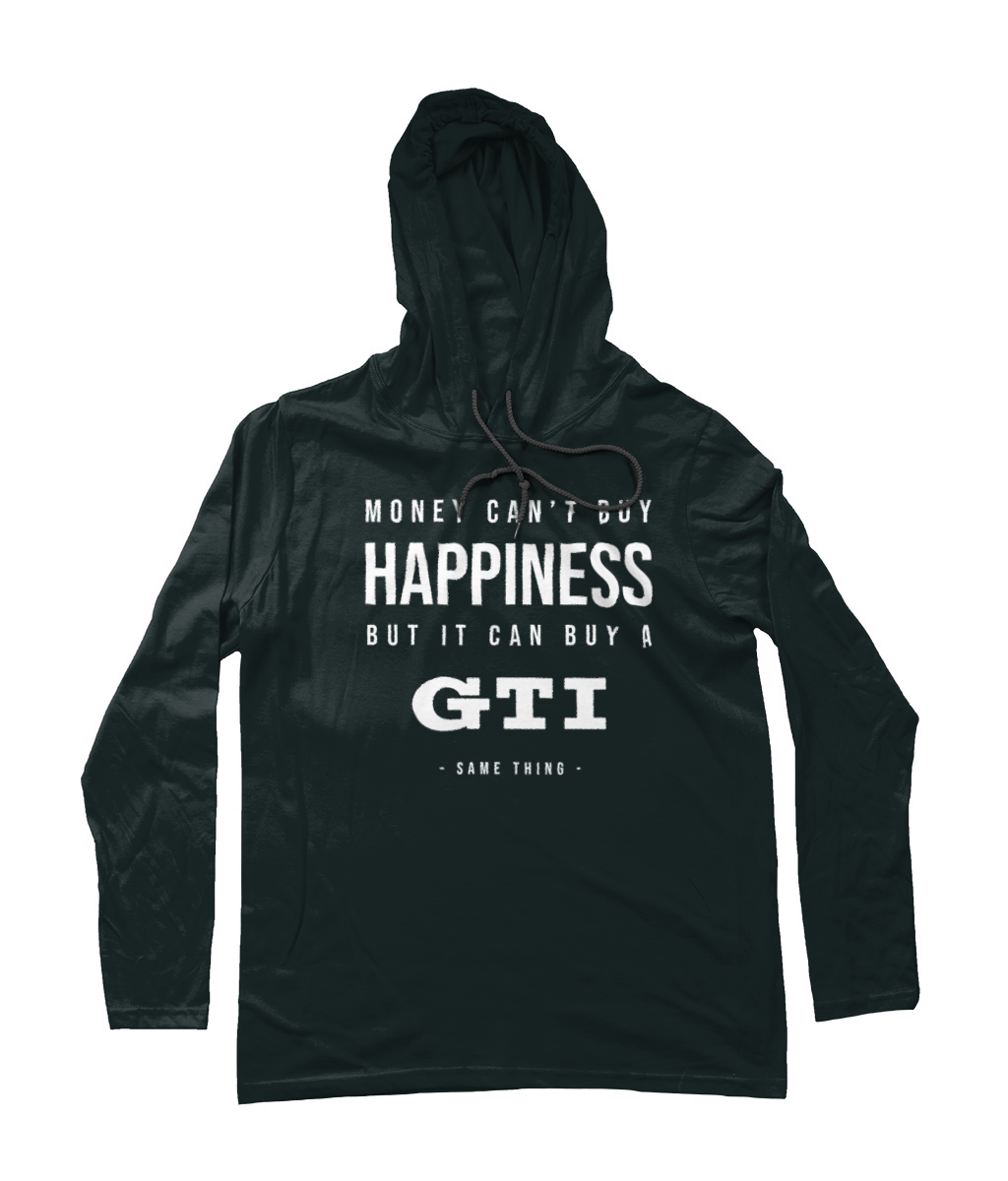 Happiness Hooded T-Shirt - GTI