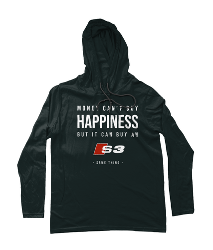 Happiness Hooded T-Shirt - Audi S3