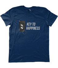 Unisex T-Shirt | Key To Happiness | Golf R