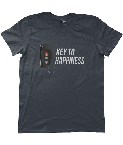 Unisex T-Shirt | Key To Happiness | Audi RS3
