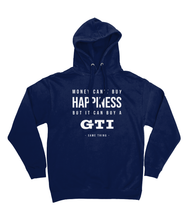 Unisex Hoodie | Money Can't Buy Happiness, But It Can Buy a GTI