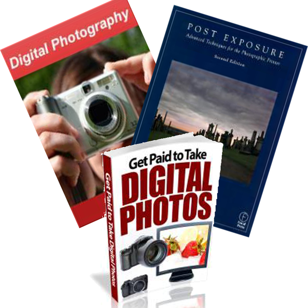 The ULTIMATE Photography Bundle 3 for the price of 1