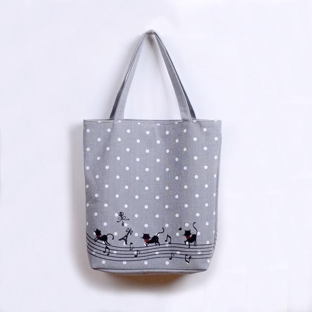 Musical Cats Bag!