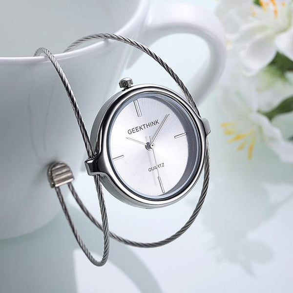 GeekThink Bangle Watch