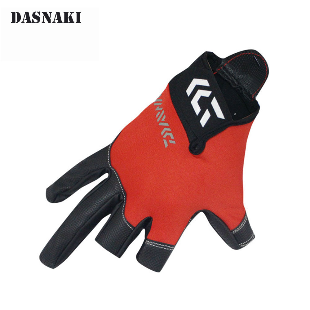 Pro Sport Anti Slip Fishing Gloves