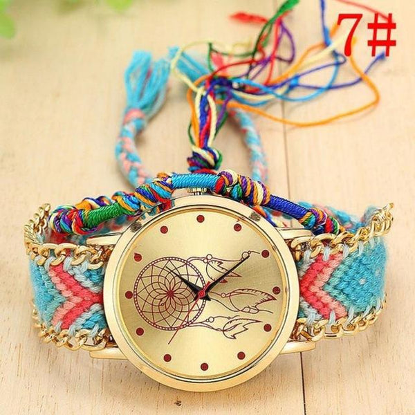 Native Boho Watch