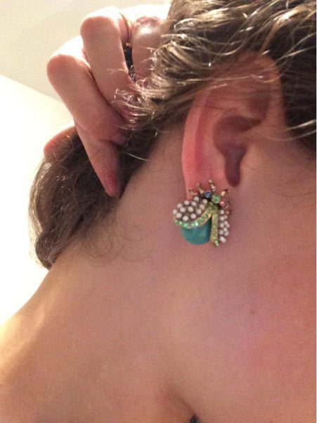 Insect Earrings