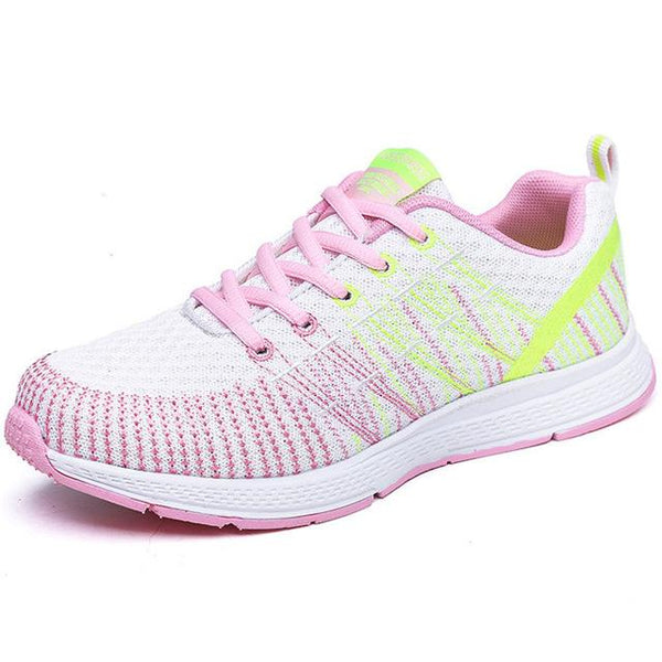 Ultra Stylish Breathable Mesh Trainers