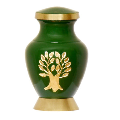 Tree Of Life Keepsake Urn