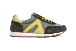 Super Canvas - Military Green / Acid
