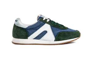 Super Canvas - Blue Denim / Basil