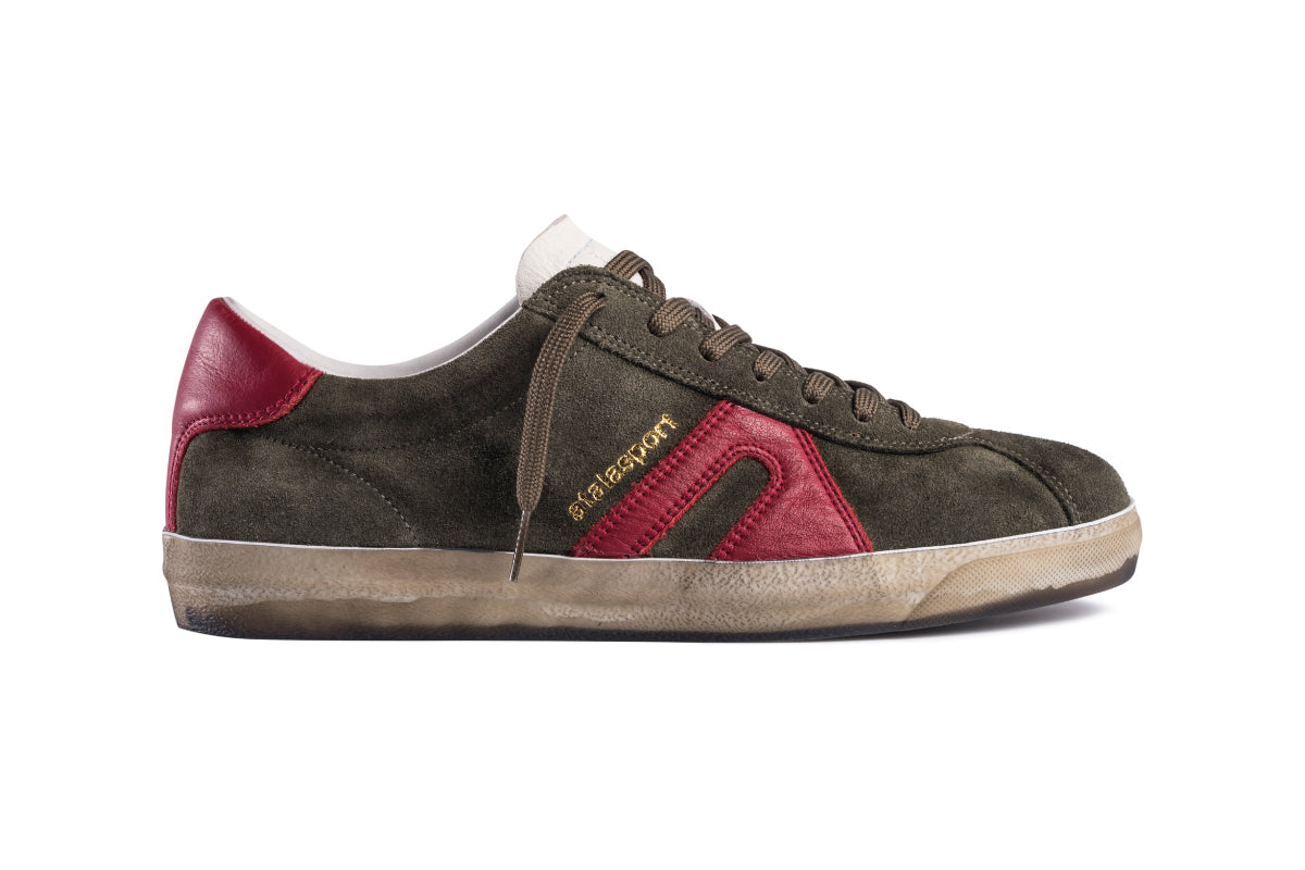 Star Suede - Birch / Cherry