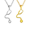Vintage Stethoscope Pendants Necklaces