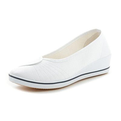 Comfortable Breathable Canvas Shoes