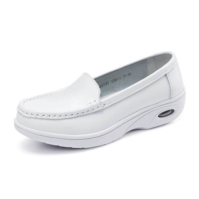 New Cow Leather Slip-on Loafers Shoes