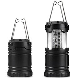 CAMPING & HIKING LIGHTING