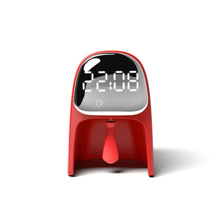 Multifunctional Smart Electronic Alarm Lamp Dual Clock Mode