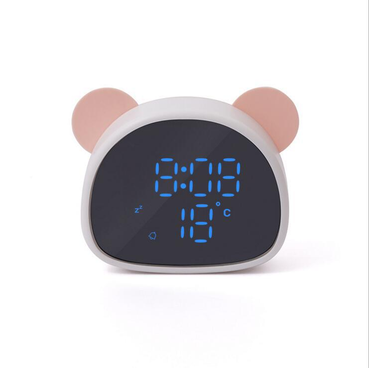 T - WL - 03 LED Digital Electronic Mirror Alarm Clock
