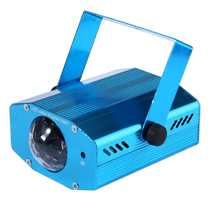 10W RGB LED Water Ripples Light Stage Lamp Laser Projector