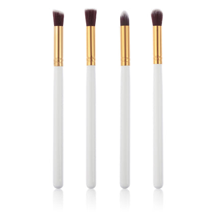 4pcs Professional Makeup Cosmetics Liquid Foundation Blending Brush