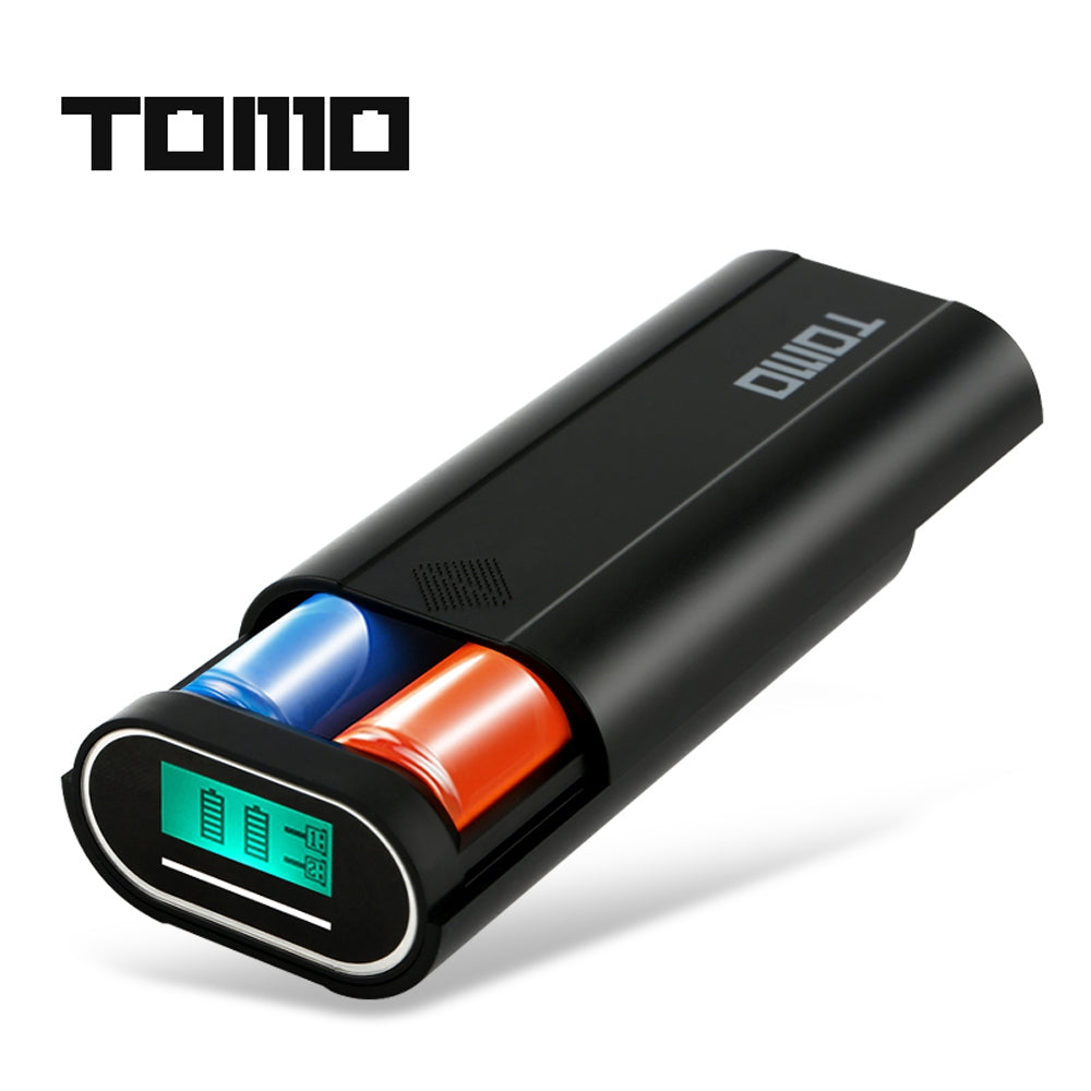 TOMO M2 2 x 18650 Li-ion Battery DIY Smart Power Charger