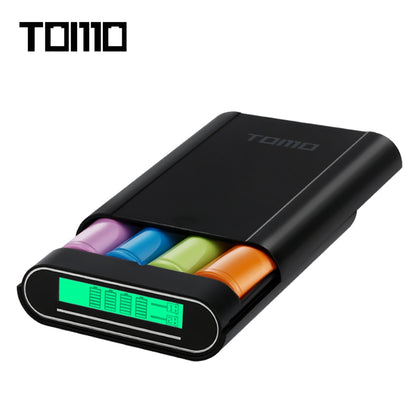 TOMO M4 4 x 18650 Li-ion Battery DIY Smart Power Charger