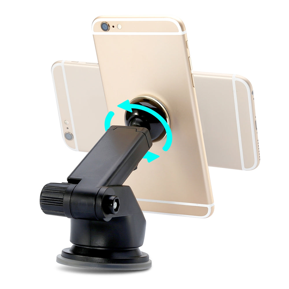 Baseus Solid Series Telescopic Magnetic Car Mount Holder