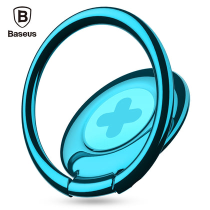 Baseus Symbol Ring Bracket Finger Grip Phone Desktop Holder