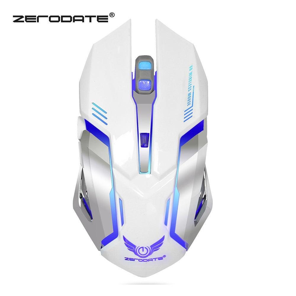 ZERODATE X70 Dual-mode Gaming Mouse 2400DPI