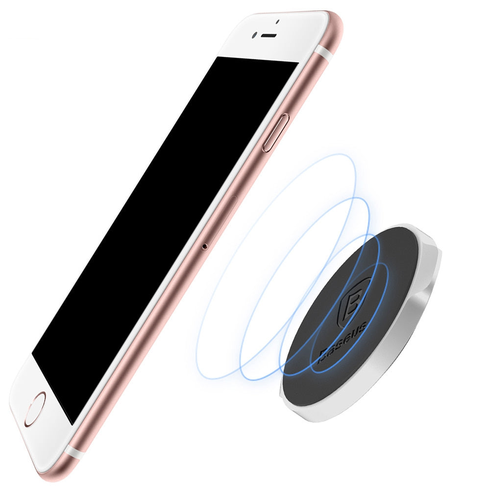 Baseus Small Ears Series Magnetic Suction Phone Holder Flat Type