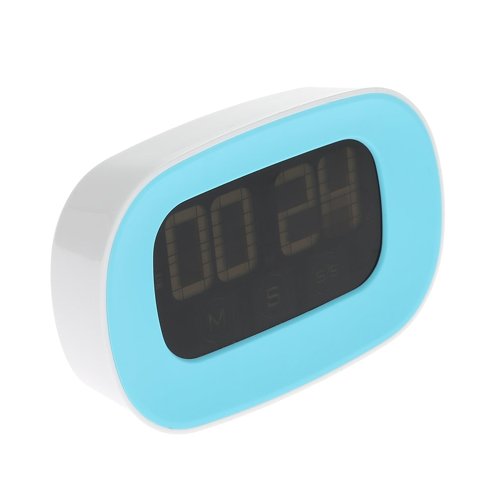 Digital LCD Touch Screen Kitchen Countdown Timer