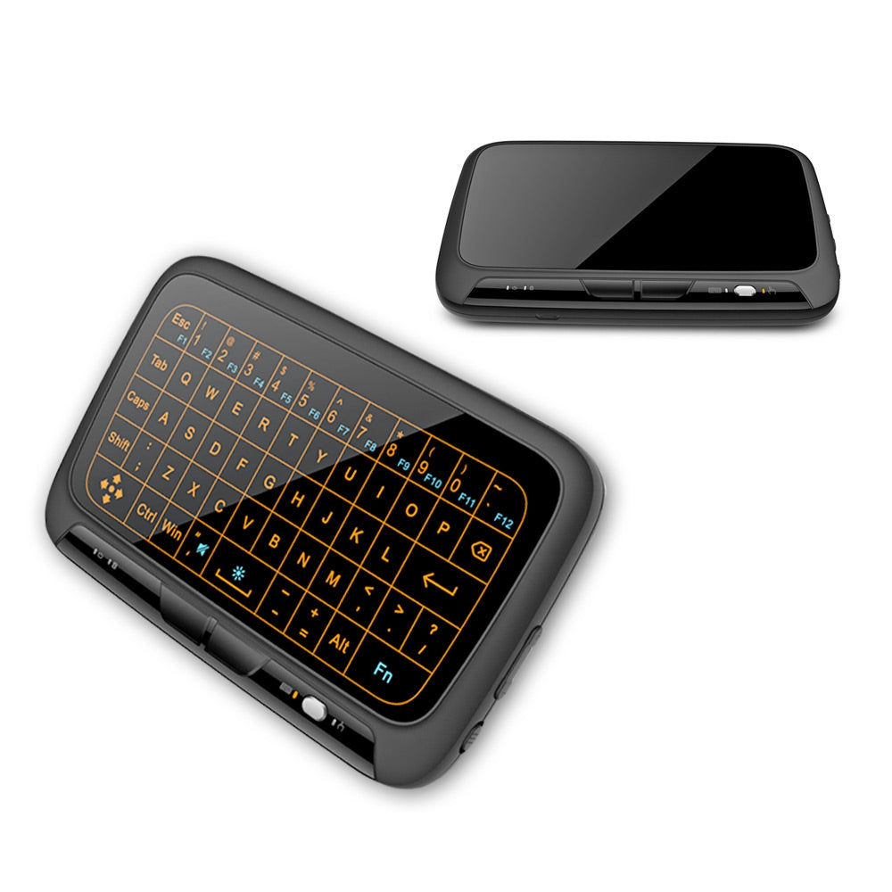 H18+ Wireless Mini Keyboard Touchpad