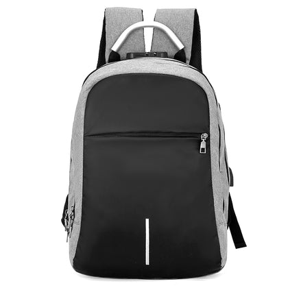 HUWAIJIANFENG Outdoor Classic Waterproof Fashion Daily Backpack for Men