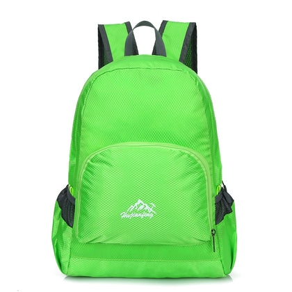HUWAIJIANFENG Outdoor Trendy Durable Backpack