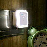 BRELONG Intelligent Light Control Induction Square Night Lamp