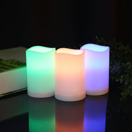 Smart Remote Control Candle LED Light