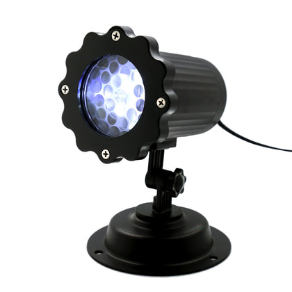 LED Outdoor Snowfall Projection Light