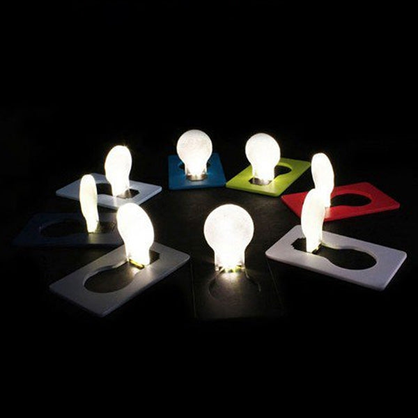 BRELONG Creative Ultra-thin LED Card Light