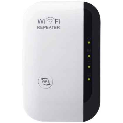 Wireless Wi-Fi Repeater 300Mbps Network Signal Extender Internet Antenna Booster