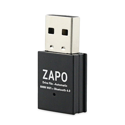 ZAPO W69 USB WiFi Adapter 600M Portable Network Router 2.4 / 5GHz