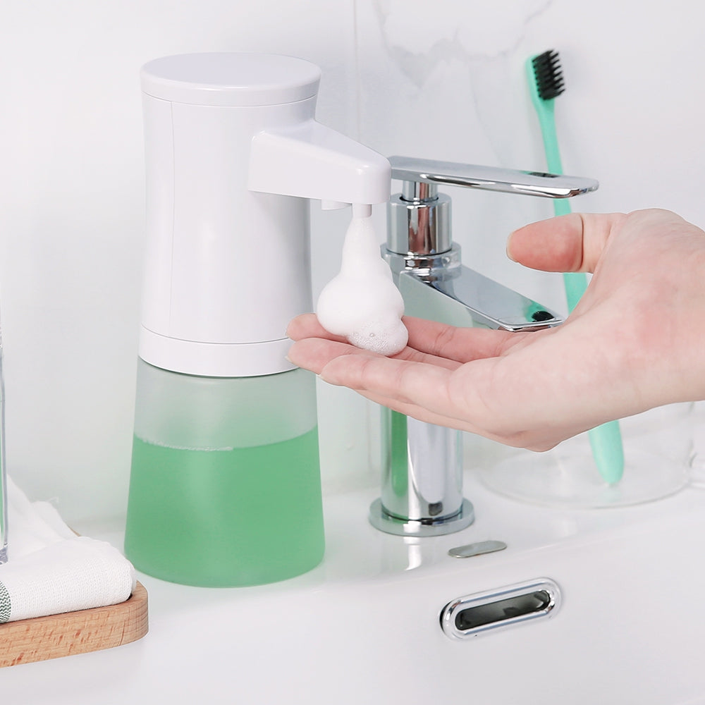 Z88 Smart Automatic Universal Foam Soap Dispenser Infrared Sensing for Shampoo Shower Gel