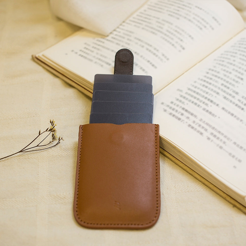 Allocacoc Pull-out Dax Wallet Mini Slim Card Holder