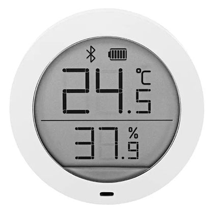 Bluetooth Temperature Humidity Sensor LCD Screen Digital Thermometer Hygrometer Moisture Meter from Xiaomi Youpin