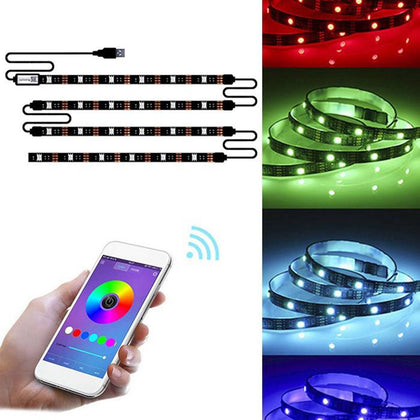 3 Meters USB Bluetooth Application Control LED Strip Light