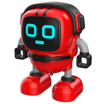 JJRC R7 Gyro Pull Back Robot Educational Toy