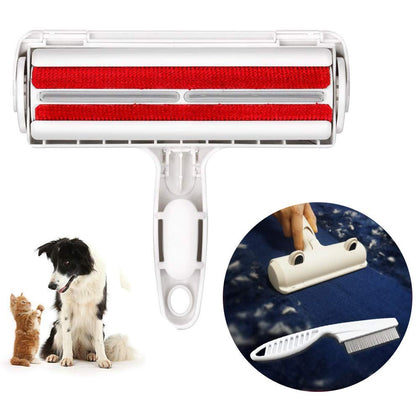 Pet Hair Remover Roller Pet Puppy Cleaning Brush Dog Cat Hair Sofa Carpet Cleaner Brushes New Pet Products Supplies Pet Accessories