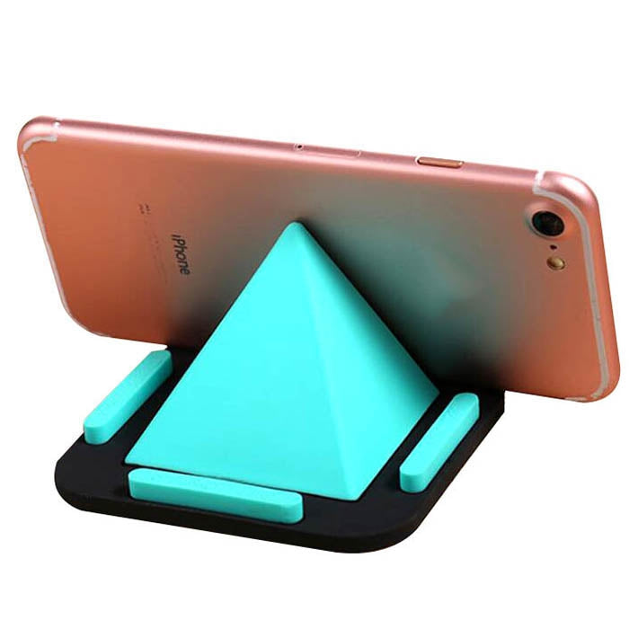 leeHUR Silicone Pyramid Phone Holder