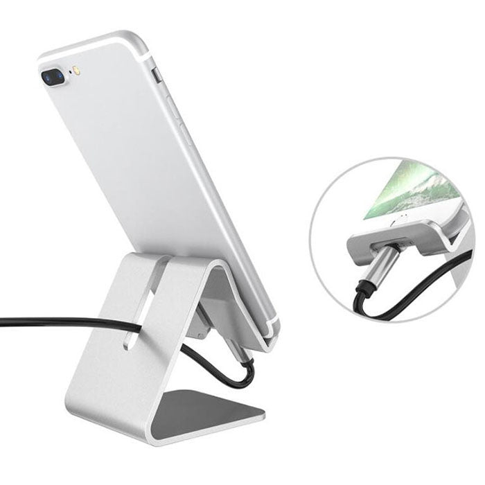 leeHUR Aluminum Alloy Mobile Phone Holder Bracket